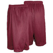 11  Basic Mesh Short - Mens - Cardinal