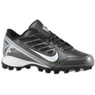 Land Shark 2 Low - Mens - Black/Metallic Silver/To