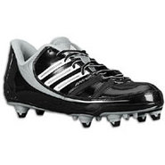 Scorch 9 D Low - Mens - Black/White/Silver