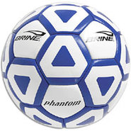 Phantom Soccer Ball - White/Royal