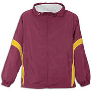 Quickness II Jacket - Mens - Cardinal/Gold