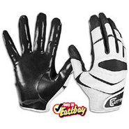 X40 Receiver Glove - Mens - White/Black