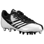 Supercharge Low - Mens - Black/White/Metallic Silv