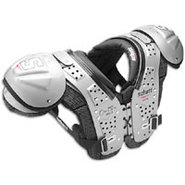 Mid Flex All Purpose Shoulder Pad - Boys Grade Sch