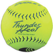 WT12 USSSA Slowpitch Softballs - Yellow