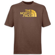 Half Dome S/S T-Shirt - Mens - Burrow Brown