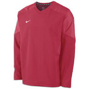 Staff Ace Pullover - Mens - Cardinal/White
