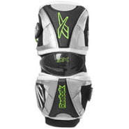 10K Elbow Guards - Mens - Silver/Carbon/Lime