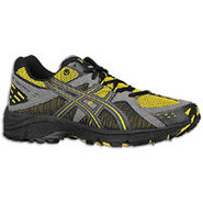 Gel-Arctic 4 WR - Mens - Yellow/Black/Charcoal