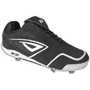 Rally PM - Mens - Black/White/Silver