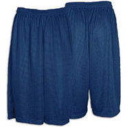 13  Mesh Short with Pockets - Mens - Navy