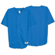 Poly Baseball Jersey - Boys Grade School - Royal