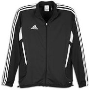 Tiro II Full Zip L/S Training Jacket - Mens - Blac
