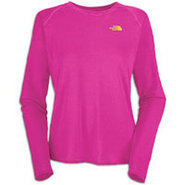 Reaxion L/S T-Shirt - Womens - Razzle Pink