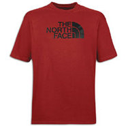 Half Dome S/S T-Shirt - Mens - Gush Red