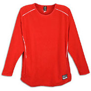 Profile Batting Fleece - Mens - Red