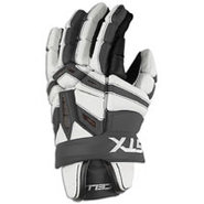 Cell Lacrosse Gloves - Mens - Black