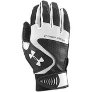 Yard VI Batting Gloves - Mens - Black/White