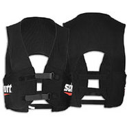 Lightweight Rib Vest - Mens - Black