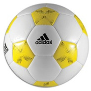 11Pro Glider Soccer Ball - White/Vivid Yellow/Blac