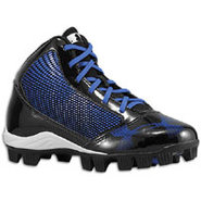 Yard Mid RM - Boys Grade School - Black/Royal
