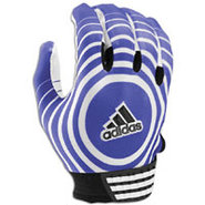 Supercharge Receiver Glove - Mens - Purple/White