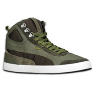 Suburb Mid Winter - Mens - Olive/White/Black