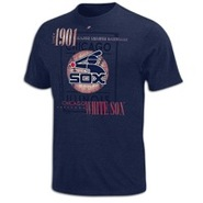 Chicago White Sox Majestic Cooperstown Baseball T-
