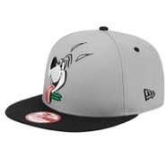 Cabesa Punch Snapback - Mens - White/Grey