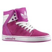 Adi High EXT - Girls Toddler - Vivid Pink/Vivid Pi