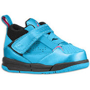 Flight 45 High - Girls Toddler - Dynamic Blue/Blac