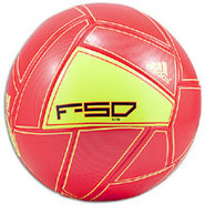 F50 X-ITE Soccer Ball - High Energy/Electricity/Bl