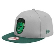 Hero Gray Classic Snapback - Mens - Green/White/Gr