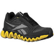 ZigLite Run - Girls Preschool - Gravel/Black/Blaze