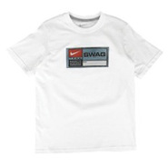 Swag T-Shirt - Boys Grade School - White