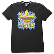 Old School Trefoil Short Sleeve T-Shirt - Mens - B