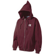 Super Hood Hoodie - Mens - Maroon
