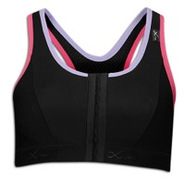 Xtempo Support Bra - Womens - Black/Rainbow
