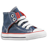 All Star Easy Hi - Boys Toddler - Navy