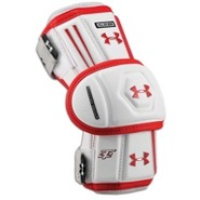 Player Arm Pad - Mens - Red