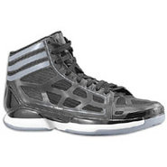 adiZero Crazy Light - Mens - Black/Lead/White