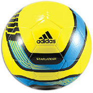 Starlancer III Soccer Ball - Lab Lime/Black/Bright