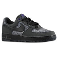 Air Force 1 Low - Mens - Anthracite/Black