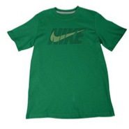 EF8 Novelty Swoosh T-Shirt - Boys Grade School - P