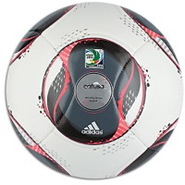 Confederations Cup 2013 Glider - White/Black/Pop