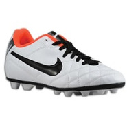 Tiempo Rio FG - Boys Grade School - White/Total Cr