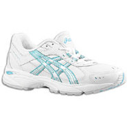 GEL-Resort 2 - Womens - White/Silver/Dusty Blue