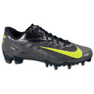 Vapor Pro Low TD Lacrosse - Mens - Anthracite/Volt