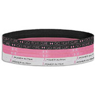 Team Mini Headband - Womens - Black/White/Pink