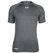 Heatgear Sonic Compression S/S T-Shirt - Mens - Ca